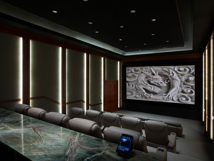 Amazing Home Theater Ideas Part - 14: Home Theater Designs From CEDIA 2014 Finalists | Theatre Design, Remodeling  Ideas And Hgtv