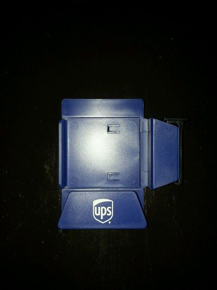 "Universal Car A/C 360° Adjustable Angle Vent Clip Smartphone Holder Blue 3.5"" #UnbrandedGeneric"