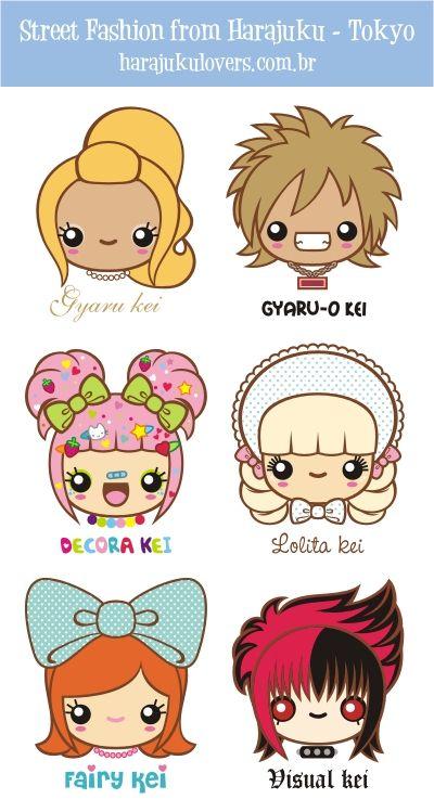 Harajuku style!!!  i loveee alll of them!!!!! <3<3<3<3<3<3<3<3<3<3
