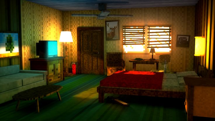 The Motel Room by AlexBroAnimator on DeviantArt