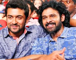 Suriya's deal with Baahubali Prabhas