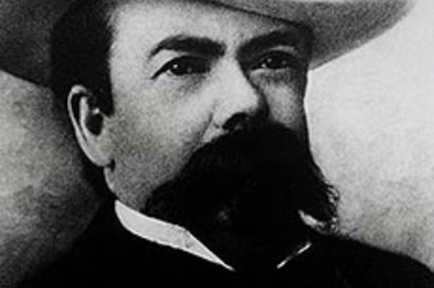 M. Jack Daniel, immigrant from Wales to the USA. Circa 1866 he created the whiskey named after him, Jack Daniels, which the company claims being the best-seller in the world.