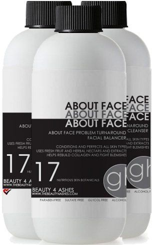 About Face Skin Care System by GodHead. $34.99. Pure and simple, this system instantly regenerates and rejuvenates the without the use of silicones and chemicals. Formulated using the finest and freshest skin healing ingredients, this system strengthens the skin moisture barrier, helps the skin fight against environmental damage and reduces stress related breakouts and skin problems. Renew collagen and detoxifies. Great for young and mature skin. Hydrates and firms while ...