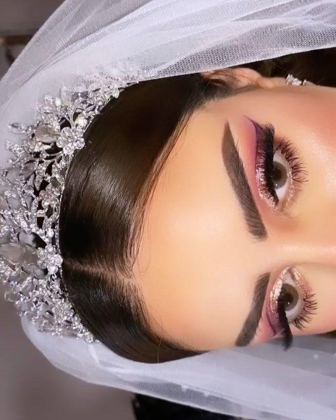 ساره سعد Makeup Artist On Instagram My Beautiful Bride ماشاءالله تبارك الله عروستي طلتها حرفيا صارت باربي تهبببل طلبها Nose Ring Fashion Makeup