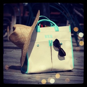 I need one of these beach totes!