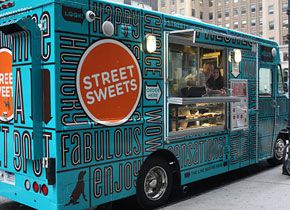 25 best ideas about food truck design on pinterest food for Cool food truck designs