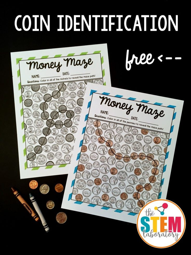 Worksheets Money Games For Preschool 17 best ideas about money games on pinterest for free mazes great teaching coin identification in first grade or second grade