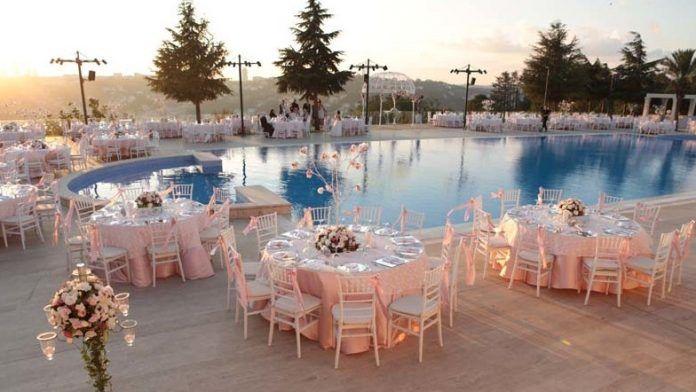 İstanbul Havuz Başı Düğün Mekanları Önerileri ve Tavsiyeleri