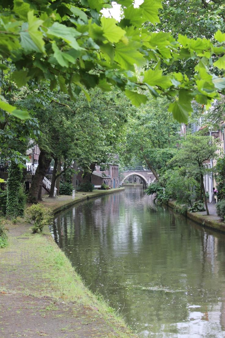 Utrecht nieuwe gracht