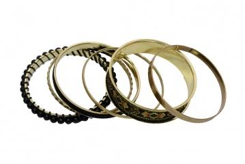 pulseras de metal. Metal Bracelets. $10.45