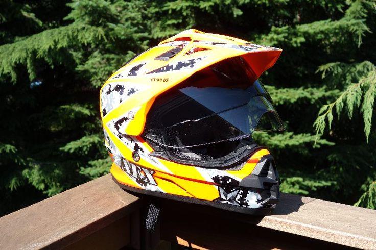 AFX FX-39 DS helmet