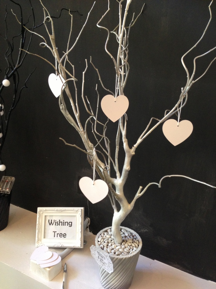 Wishing Tree from  make your day wedding styling