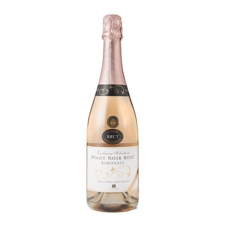 Simonsig Pinot Noir Brut Rosé 750ml