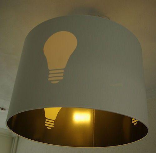 Folie voor lampenkap voering - zelfklevend gekleurd vinyl antraciet gloss