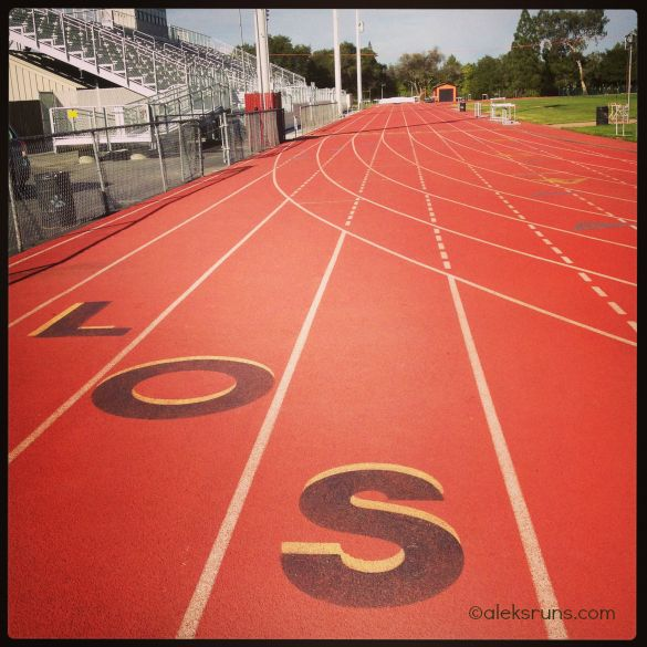 Running track! Another Hobby I Love Running Track To