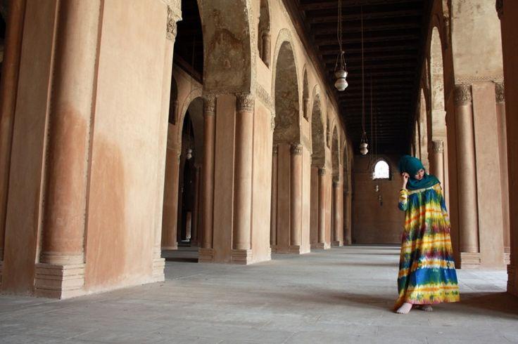 cara membuat baju muslim seperti dian pelangi