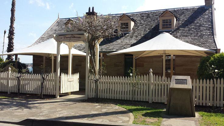 Banjo Patterson Cottage and Restaurant