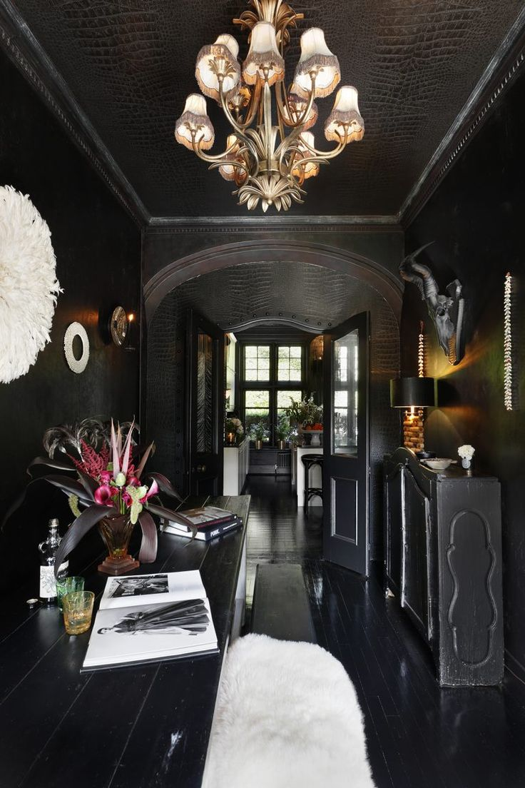 Best 25 Interior Design Ideas On Pinterest: Best 25+ Gothic Interior Ideas On Pinterest