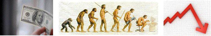 Cómo funciona el capitalismo darwinista (realmente)