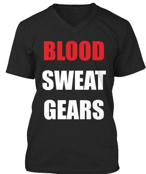Blood Sweat Gears Biker T Shirts Black T-father day gifts, fathers day, fathers day gift ideas, fathers day mug, 1st fathers day gifts, #fatherday, #father, #fathersday2017, Fathers Day Shirt, Happy Fathers Day, papa shirts, best papa shirts, #happyfathersday, #fatherday, #dad, #papa, #daddy, super dad t shirt,  best dad shirt, step dad shirt, funny dad shirts, step dad shirt, grandpa shirt, #grandfather, #grandpa, #stepdad, #step, #baba