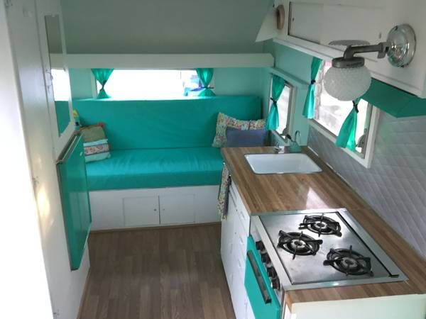 Vintage Camper Trailer For Sale, 1966 Scotsman Camper Trailer If you're have retired and decide to make something nice and will always be re...