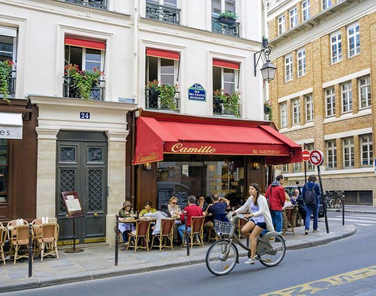 Παρίσι: Μια γειτονιά βγαλμένη από παραμύθι