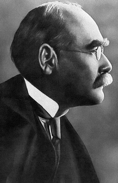 Maçon célèbre : Rudyard Kipling