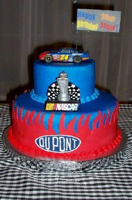 Happy Birthday Dennett Cake