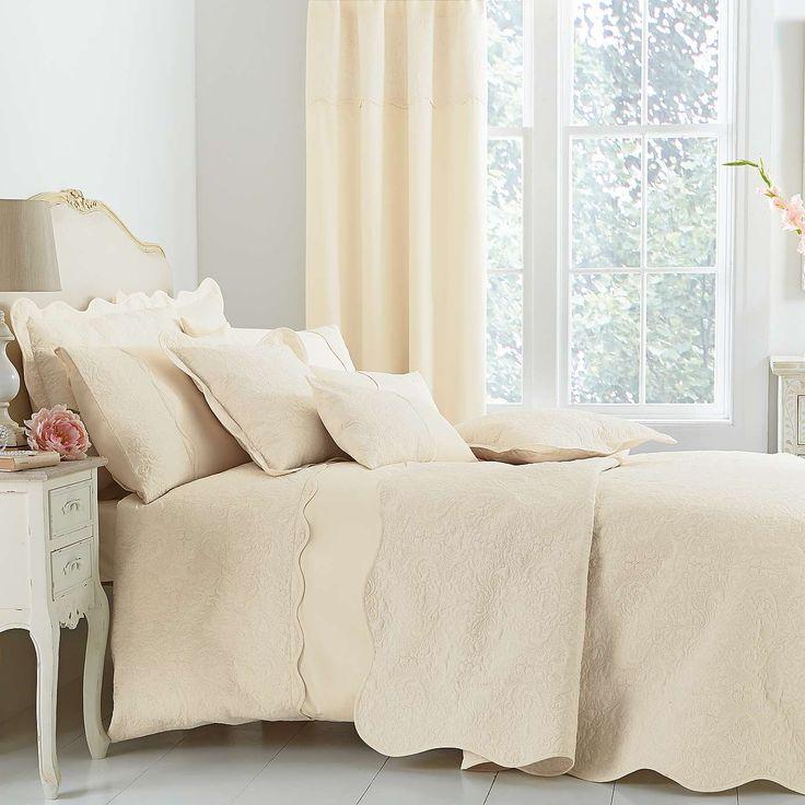 Die besten 25+ Cream bed linen Ideen auf Pinterest cremefarbene - schlafzimmer cremefarben