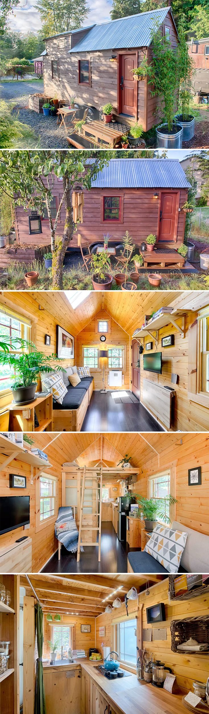 Superior The Tacks Built This Tiny House In Just Seven Months And It Cost Under  $20,000 In