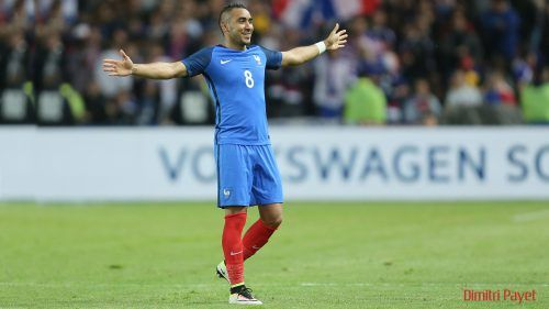 Dimitri Payet France Football Squad 2016  #euro2016