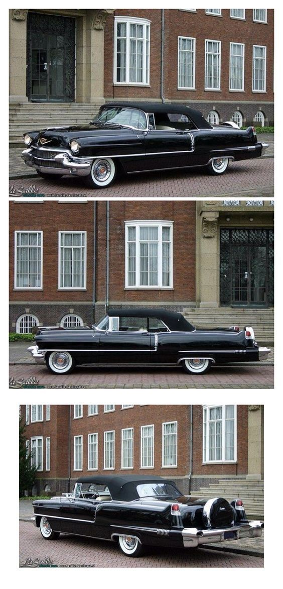 1956 Cadillac Series 62 Convertible Maintenance/restoration of old/vintage vehicles: the material for new cogs/casters/gears/pads could be cast polyamide which I (Cast polyamide) can produce. My contact: tatjana.alic@windowslive.com