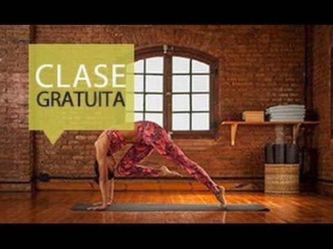 Mini práctica de Yoga online - Vinyasa Fortalece tu abdomen