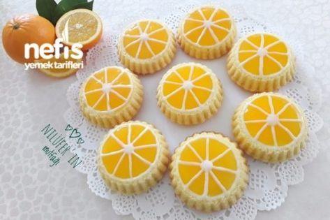 Portakal Kekler Tarifi
