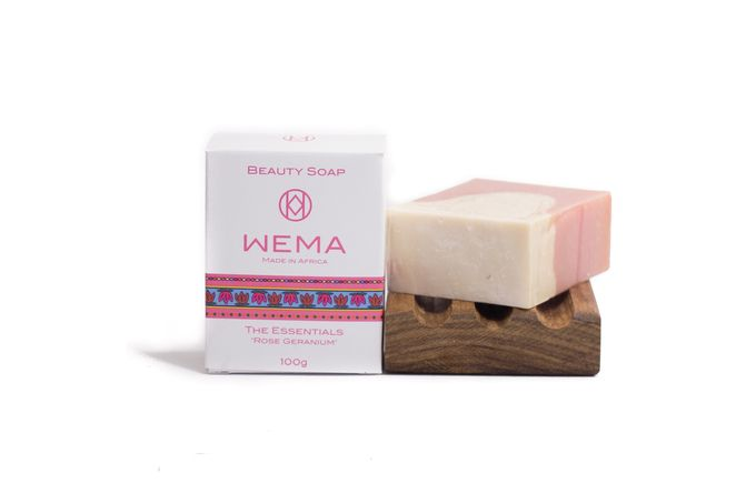 Cold Process Beauty Soap by Wema Bodycare