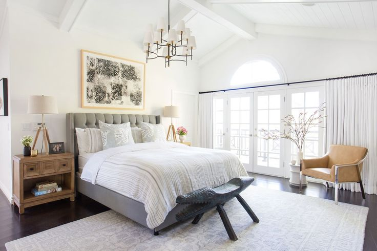 How To Pick The Perfect Color Palette For Your Bedroom In