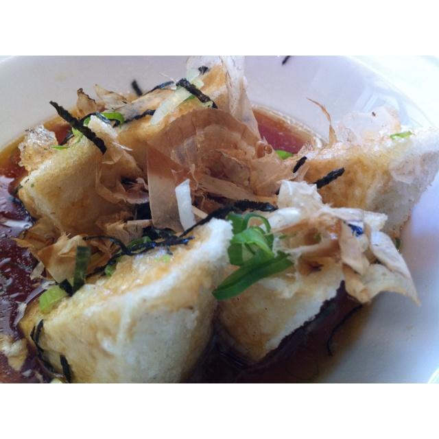 Agedashi Tofu...mm-mmmmm!