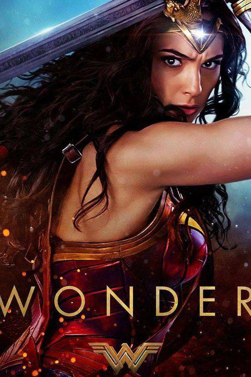 Wonder Woman (2017) Watch Full Movie HD