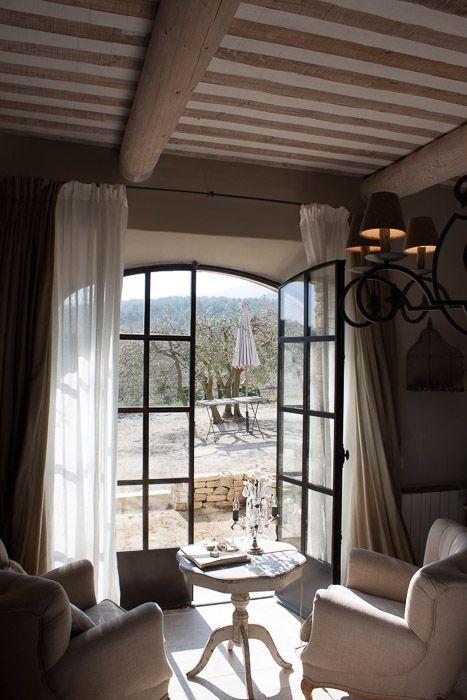 Vakantie in een luxe gîte in Provence - Mas de Malpertuis - Oppède