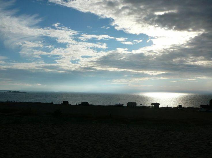 #sun #clouds #kalajoki #finland