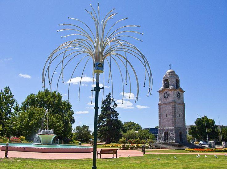 Blenheim, Memorial Tower,  see more at New Zealand Journeys app for iPad www.gopix.co.nz