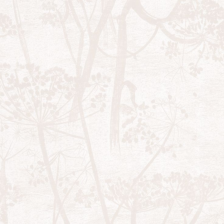 Contemporary Restyled - Cow Parsley - 95-9052. Cole & Son behang wallpaper behangpapier behang woonkamer behang slaapkamer interieur design