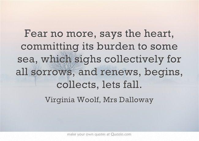 mrs dollay essay by virginia woolf