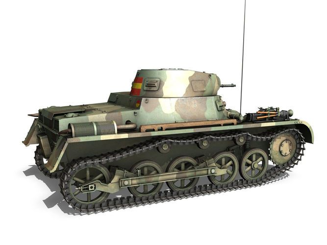 Interesting to note later in the war - some 500 Panzer Is were used during the invasion of the French countryside though many more were available throughout Germany and Poland. Perhaps a testament to the changing requirements of the modern battlefield or lack of trust in the Panzer I system to spearhead the more-prepared defenses of France.