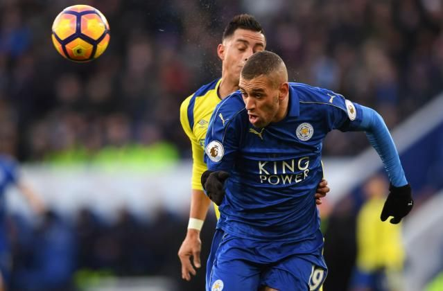 #rumors  West Ham and West Brom interested in Leicester City forward Islam Slimani in bid to boost firepower