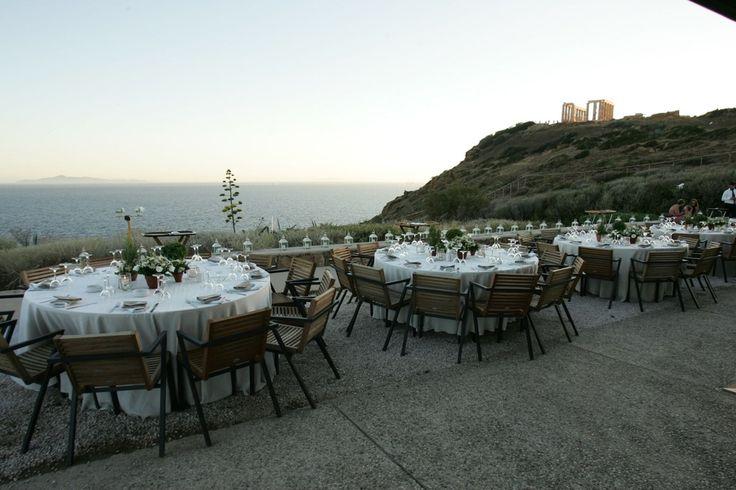 Τα Ksktimata.gr σας προτείνουν για μία Vip Δεξίωση το πανέμορφο κτήμα γάμου δίπλα στον Ναό του Ποσειδώνα στο Σούνιο