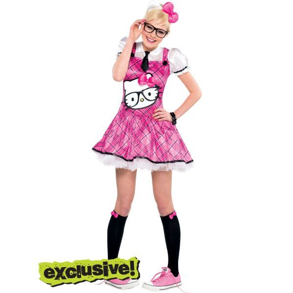 Minnie Mouse Halloween Costume Tween