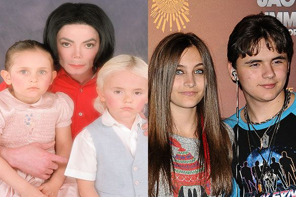michael jackson mom and dad how they meet