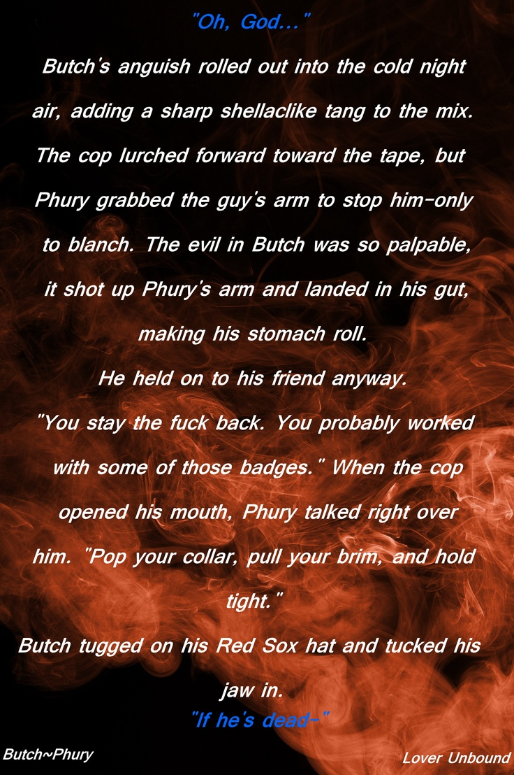 Butch Phury Bdb Black Dagger Brotherhood
