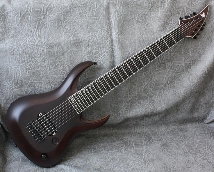 1000 images about 8 string guitars on pinterest factories ranges and custom guitars. Black Bedroom Furniture Sets. Home Design Ideas